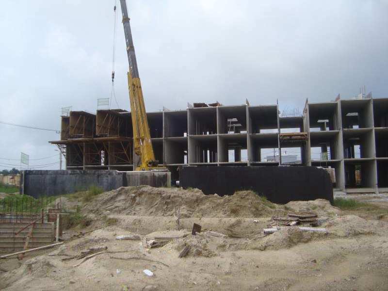 Công trình chung cư thấp tầng Đại Địa Đảo